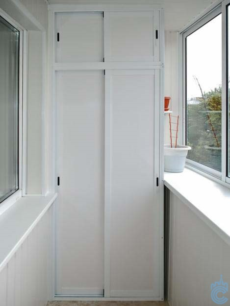 Фото наших работ по остеклениею балконов и лоджий - компания.